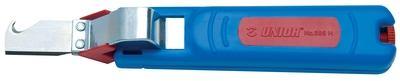 Unior Nož za skidanje izolacije, kukasti - 385H