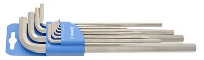 Unior Garnitura dugih imbus ključeva na plastičnom stalku - 220/3LPH