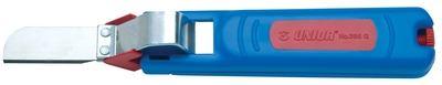 Unior Nož za skidanje izolacije, ravni - 385G