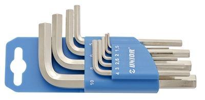 Unior Garnitura imbus ključeva na plastičnom stalku - 220/3PH