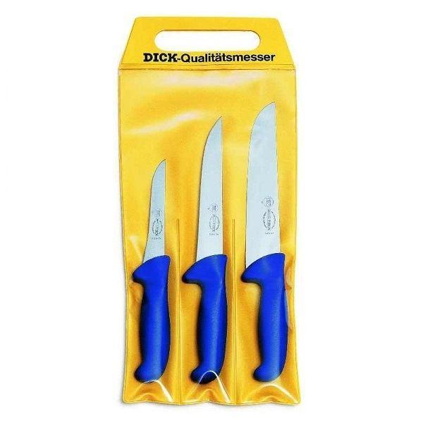Dick Set noževa ERGOGRIP D82553-00 3 kom