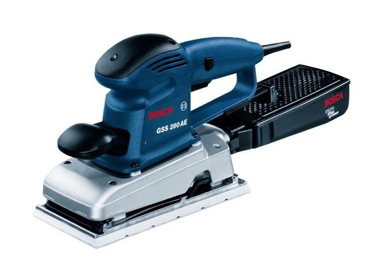 Bosch Vibracijska Oscilirajuća Brusilica GSS 280 AE Professional