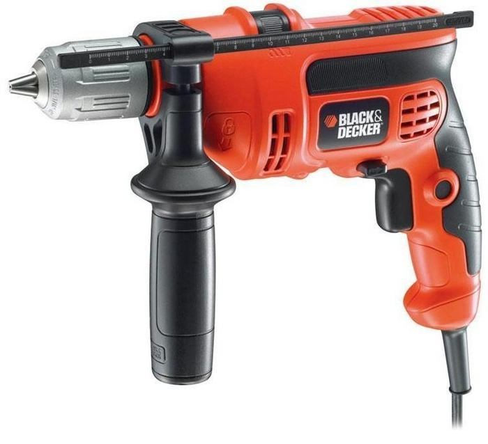 Black & Decker Udarna Bušilica CD714CRES