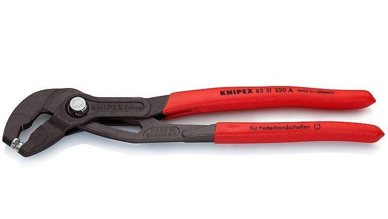 Knipex 85 51 250 A Kliješta za opružne obujmice 250mm