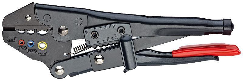 Knipex 97 00 215 A Grip kliješta za krimpanje 0,5-6mm