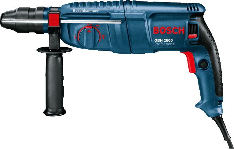 Bosch Udarna Bušilica GBH 2600 SDS-plus