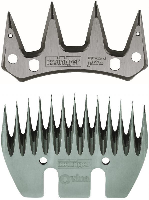 Heiniger 714-001 Nož za rezanje ovčje vune 4mm