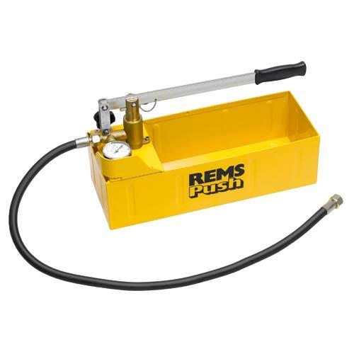 REMS 115000 Pumpa za ispitivanje tlaka Push